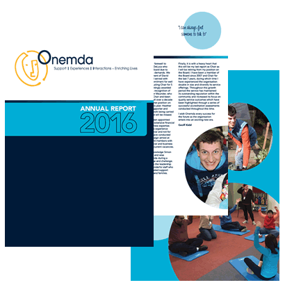 Onemda Annual Report